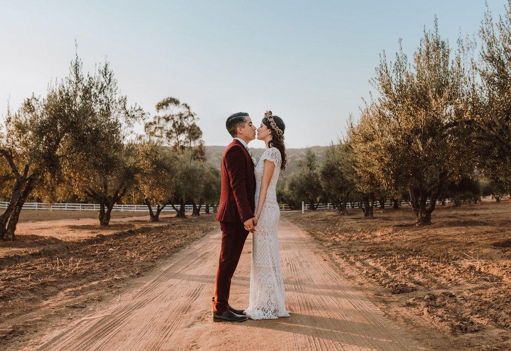 fotografo de bodas valle de guadalupe