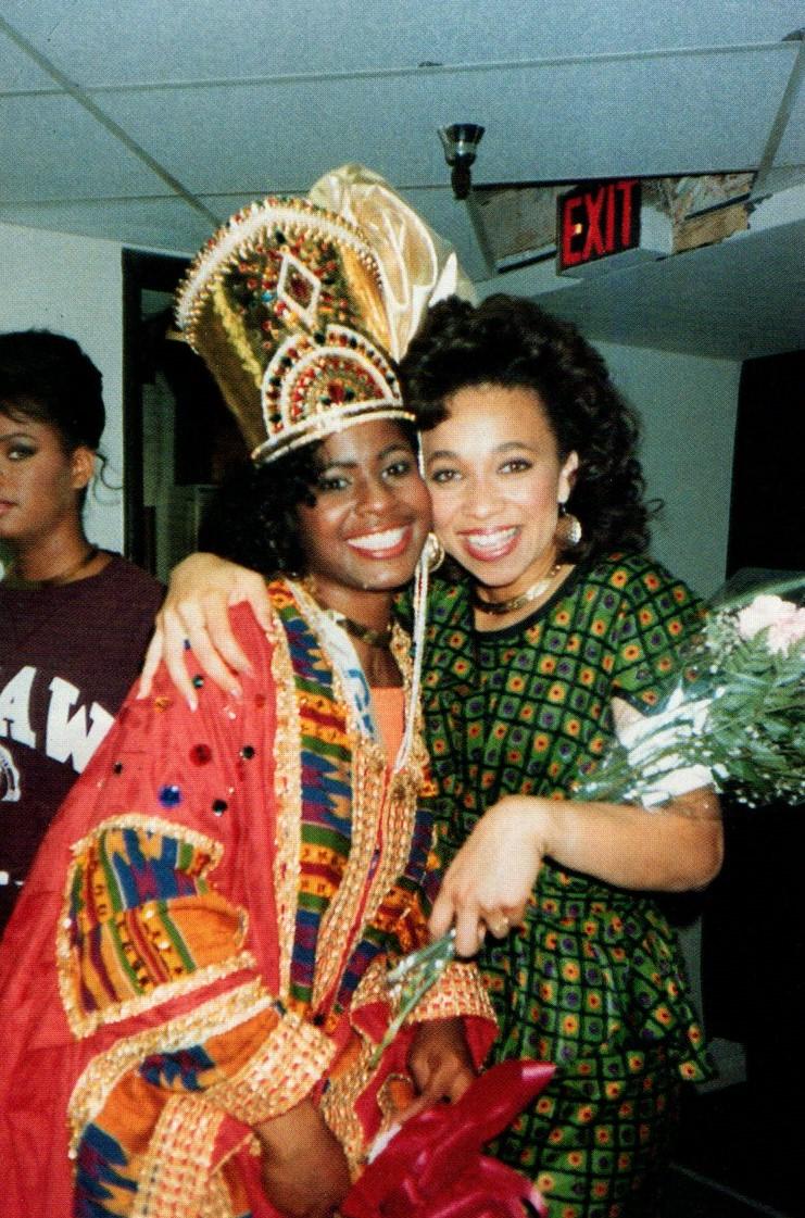 Tiffany Williams, Ms Black Collegiate 1992, Grambling State University