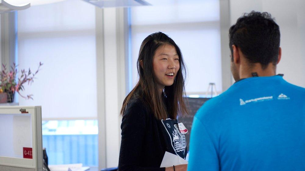 Linda Zhu (Team MyJobHub)