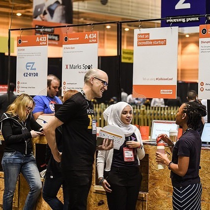 1 DAY LEFT! Want to represent #Alberta's startup community at #CollisionConf in Toronto May 20-23? Calgary Economic Development & Startup Calgary are selecting #startupyyc companies to attend @collisionconfhq & demo at Startup Island. Learn more & apply by Mar 20 @ 5pm MST via the Startup Applications link in our bio. 👇🏻Tag a #startupyyc company who should apply below 👇🏻 📷 @collisionconfhq