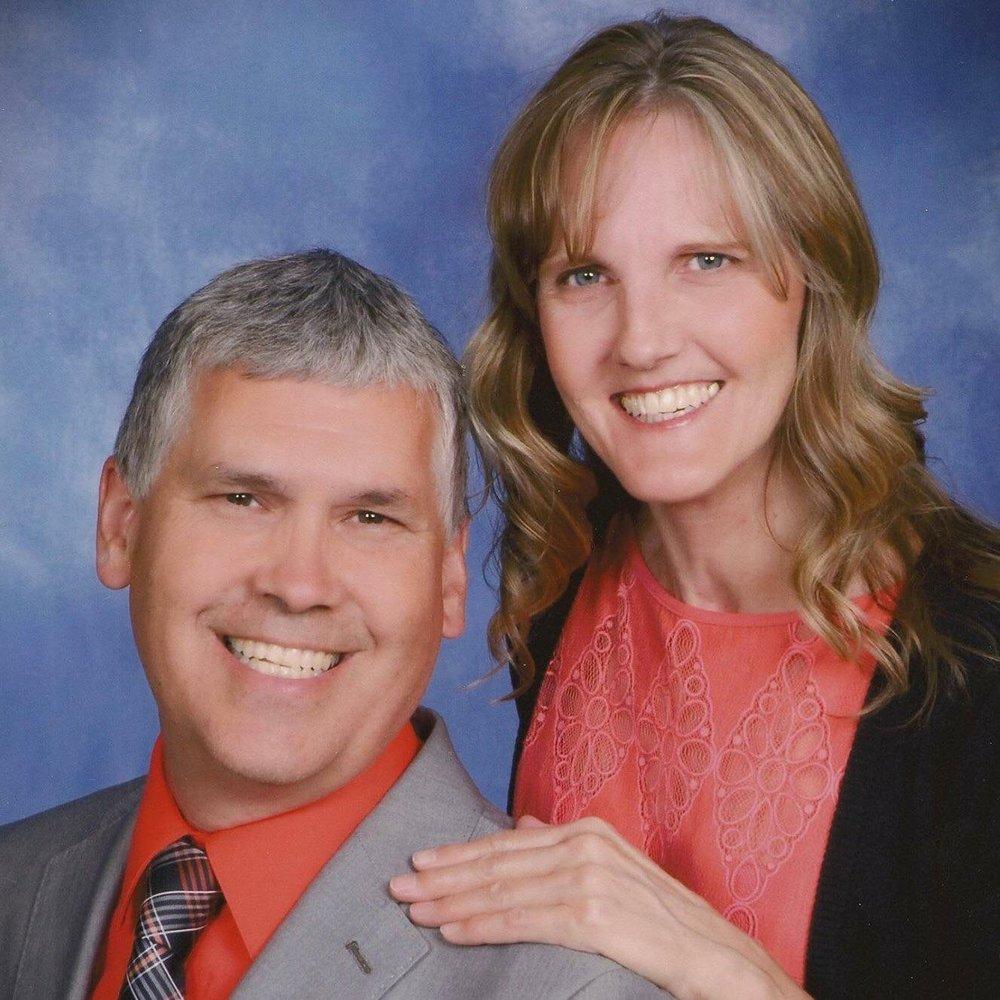 Randy Prewitt DDS with wife Heidi