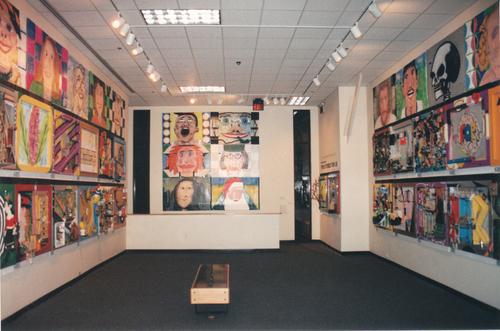 Installation, 1994