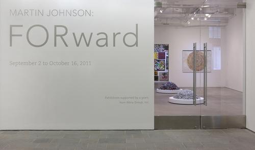 Martin Johnson: FORward, 2011
