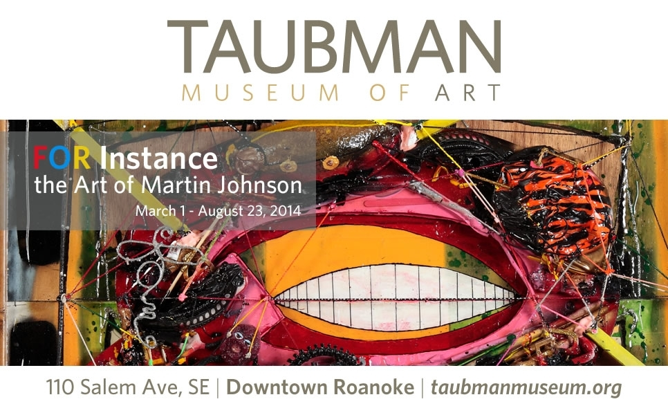 The Taubman Museum of Art | 2014