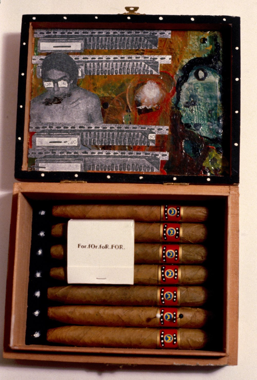 Handmade Cigar Box, 1978