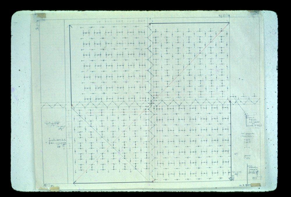 Initial Circular Schematic, 1976