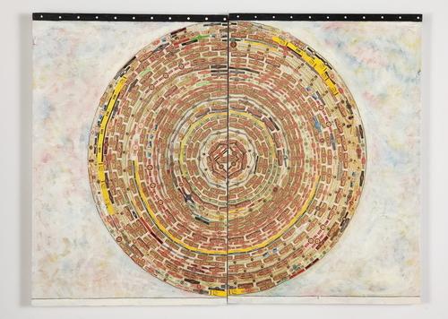 Bands / Circle, 1996