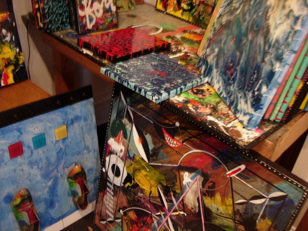 Johnson's Studio