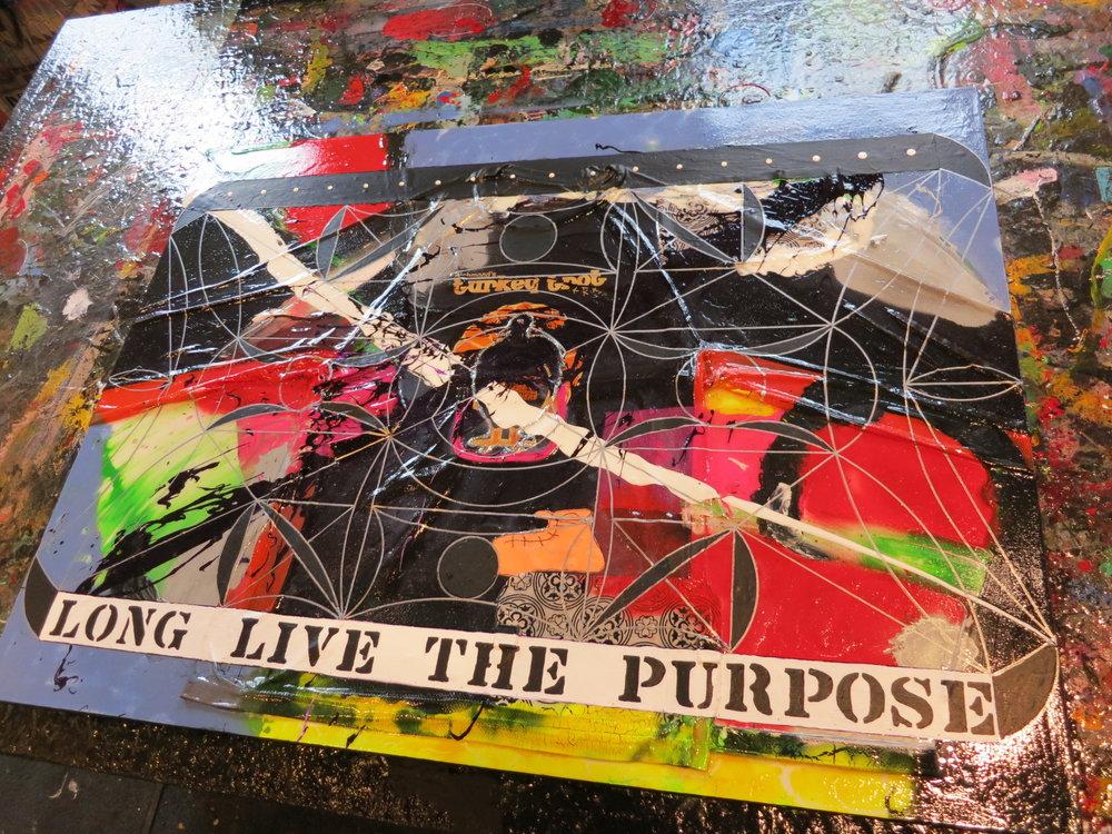 Long Live the Purpose,  c. 2013