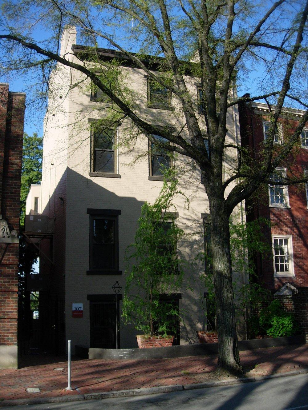 FORInstance Gallery + Studio, 107 E. Cary Street, Richmond, Virginia