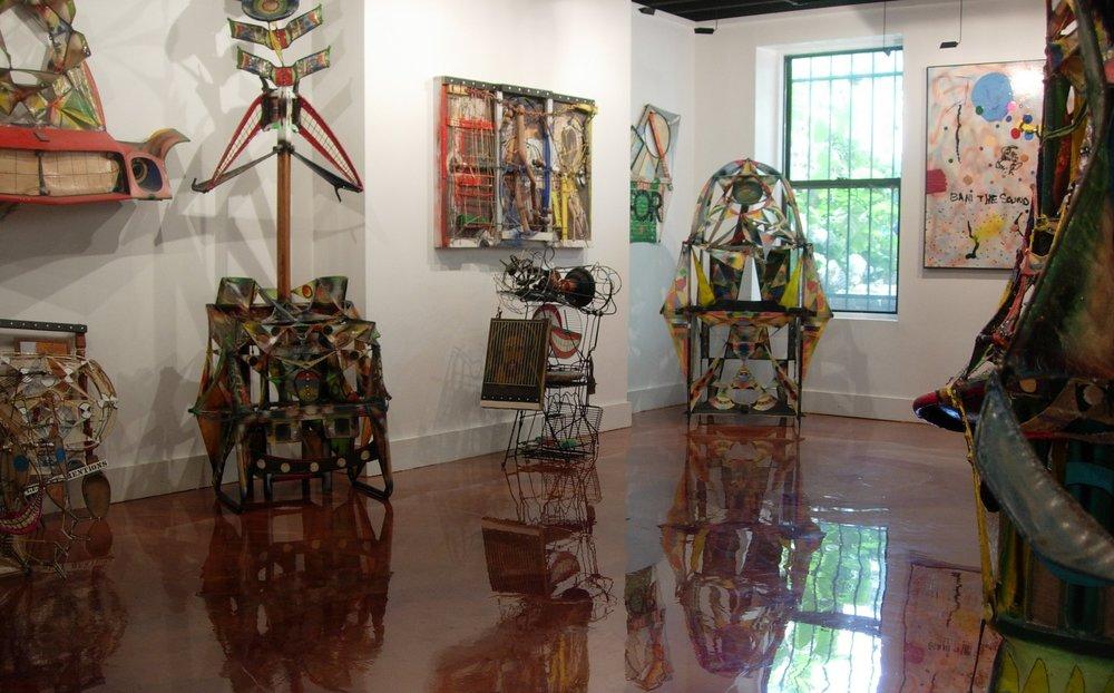 Johnson's FORInstance Gallery, Richmond, Virginia