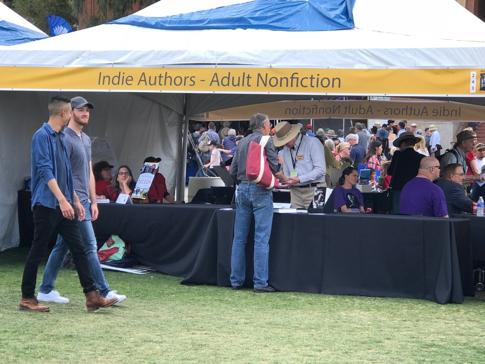 Tucson Indi Author signings 3 031118.jpg