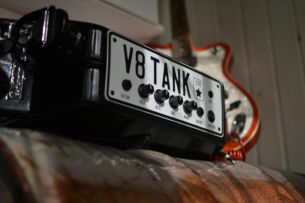V8 Amps -