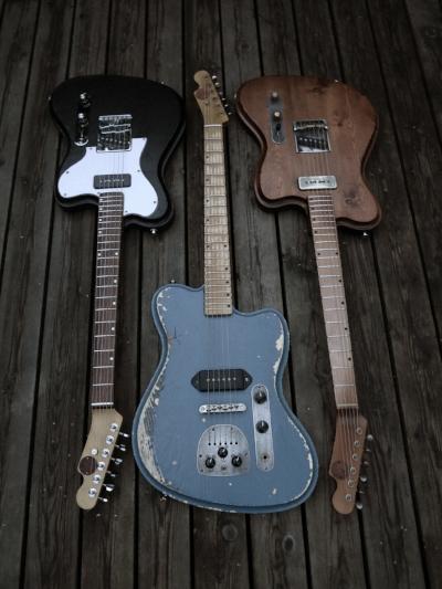 Vuorensaku Guitars - Jyväskylä