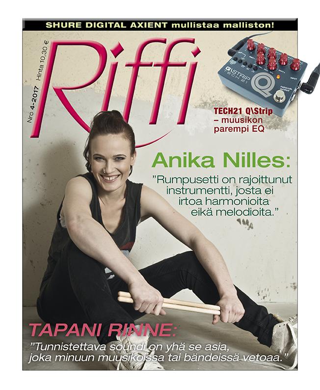 Riffi - Helsinki