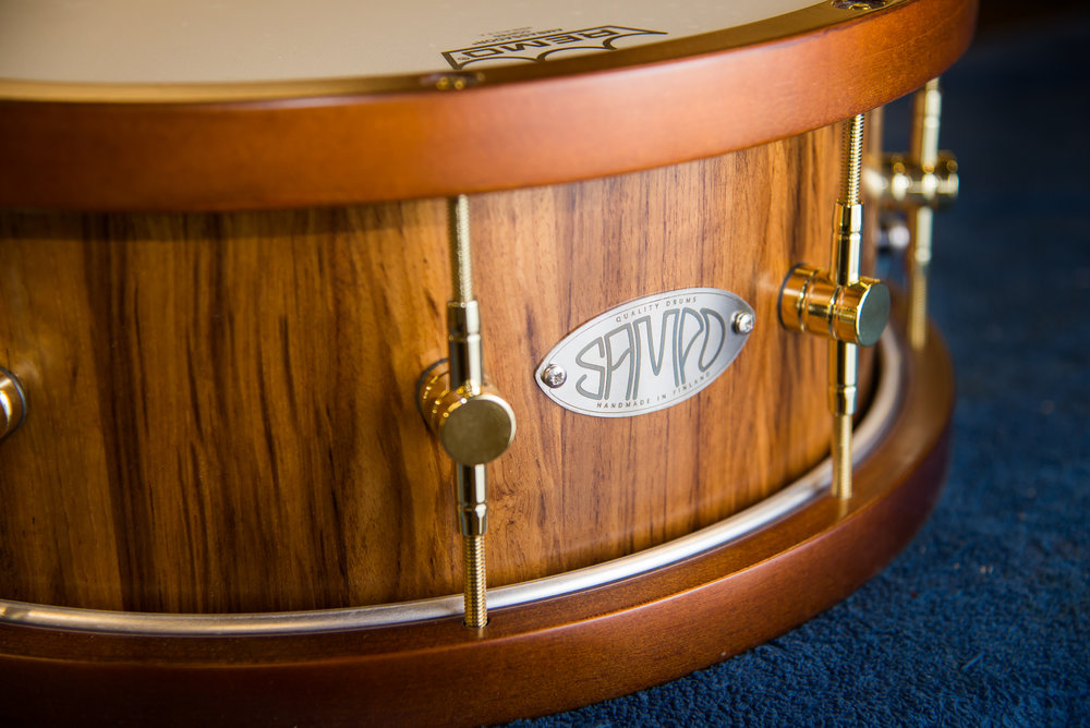 Sampo Drums & Kuuloke Sampo - Oulu
