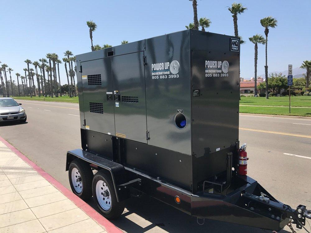 500 AMPS/70 KVA/56 KW Whisper Watt Generator