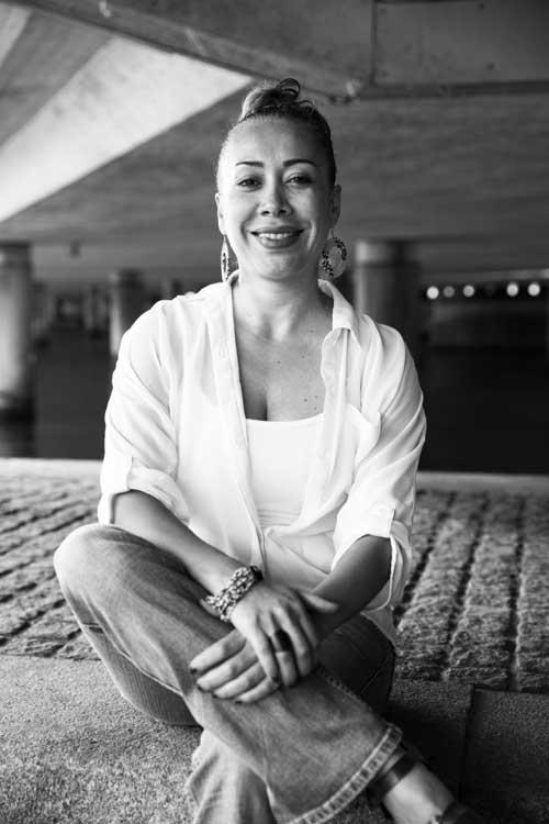 Tania - Film Producer
