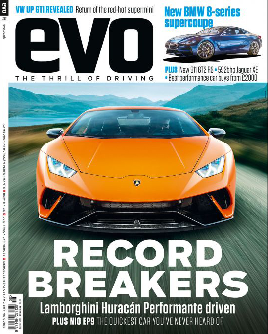 Evo Magazine Review – Big engine and big character for Mazda's small