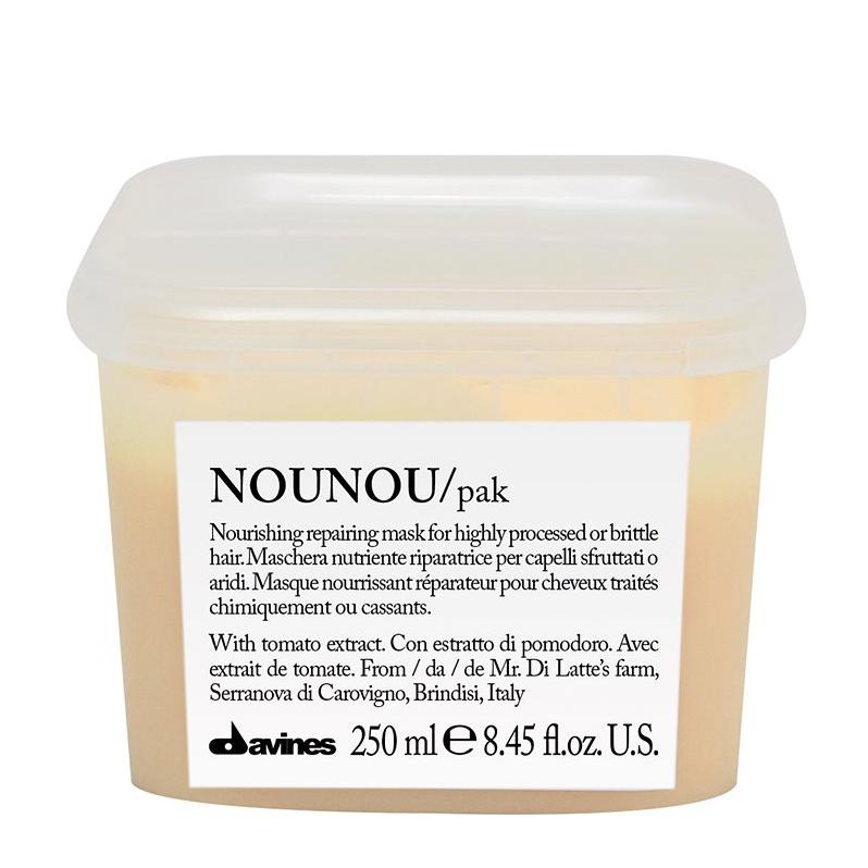 nounou hair mask -