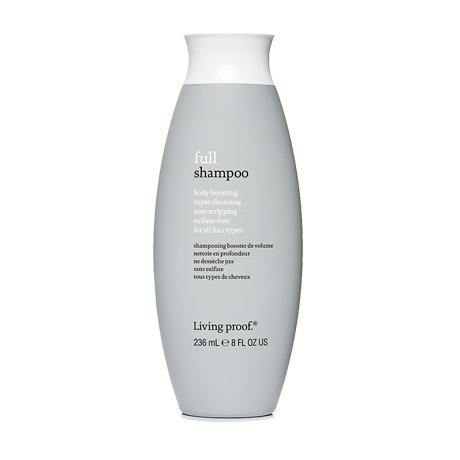 full shampoo -
