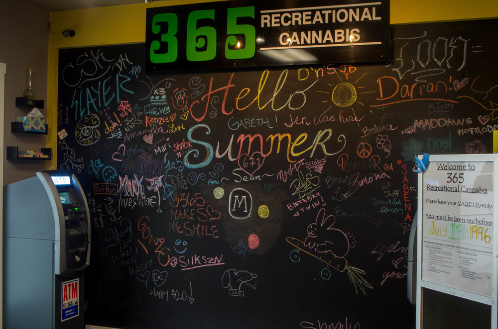 365 Recreational Cannabis | Shoreline, Washington