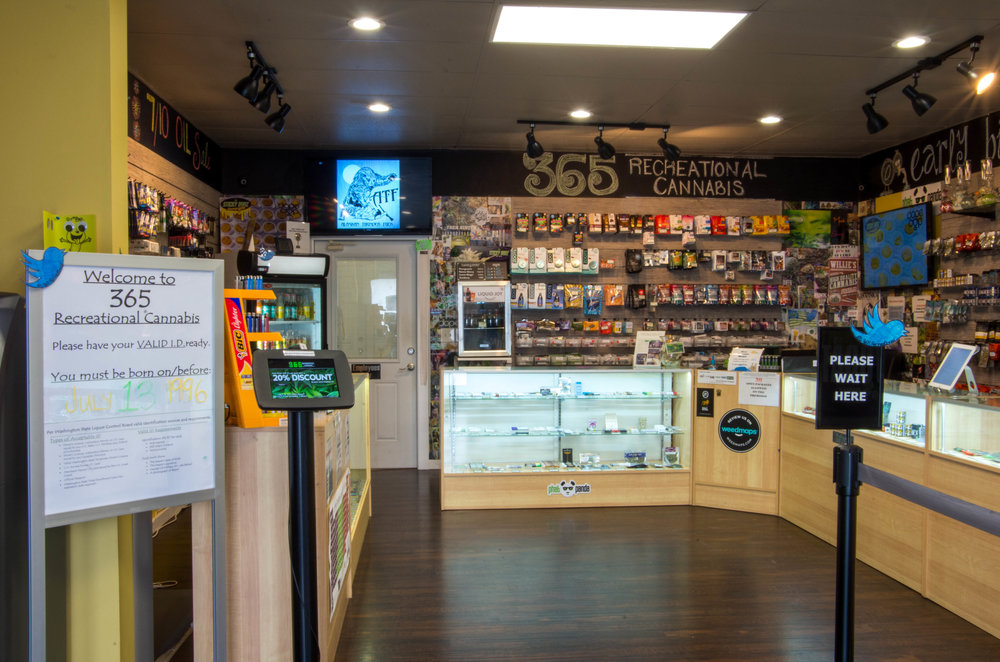 365 Recreational Cannabis | Shoreline, Washington