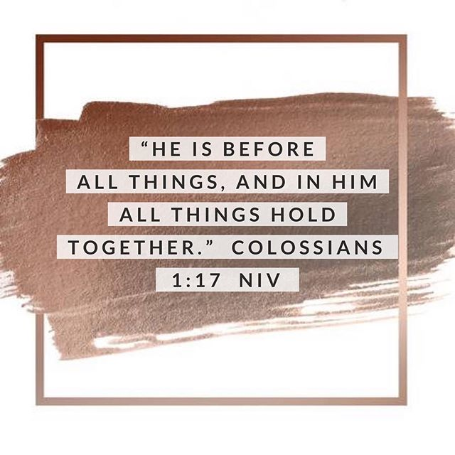 ✨ #Amen He is always holding my life together 🙌🏾