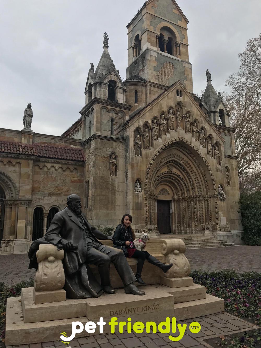 Sharona en Budapest -
