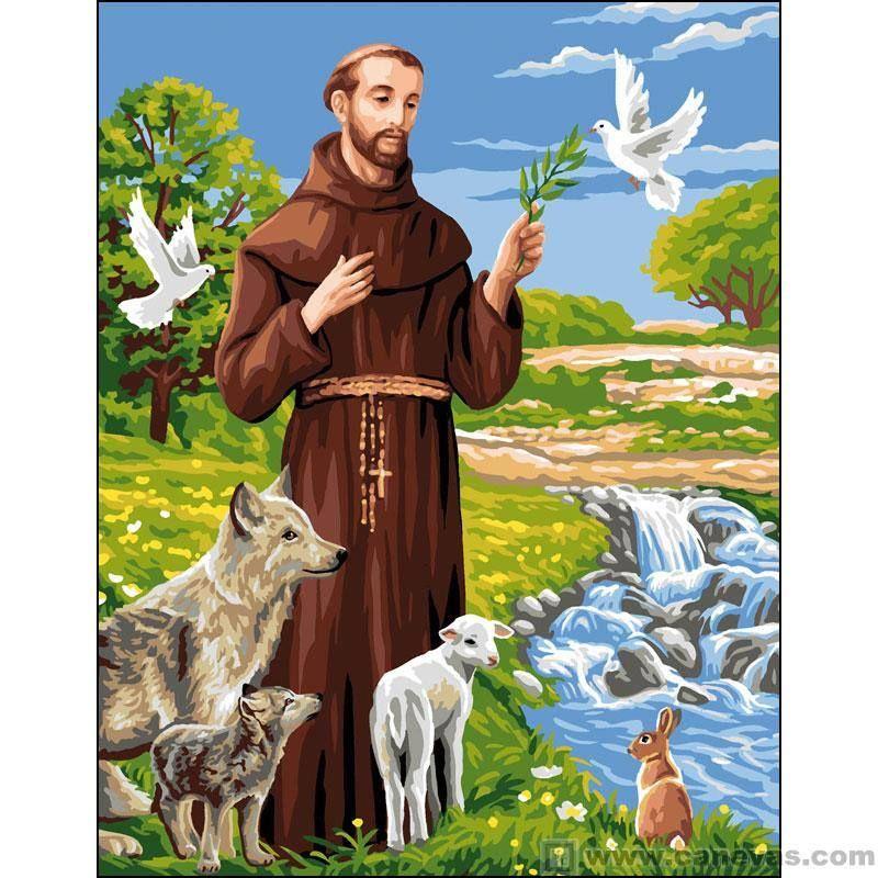 San Francisco de Asís - El Santo de los animales