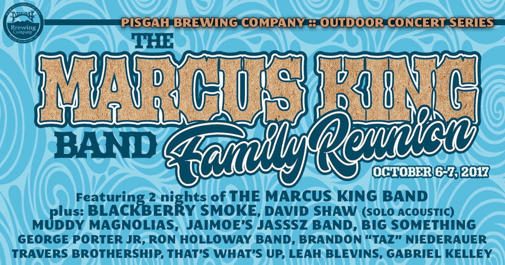 The Marcus King Band Family Reunion Facebook