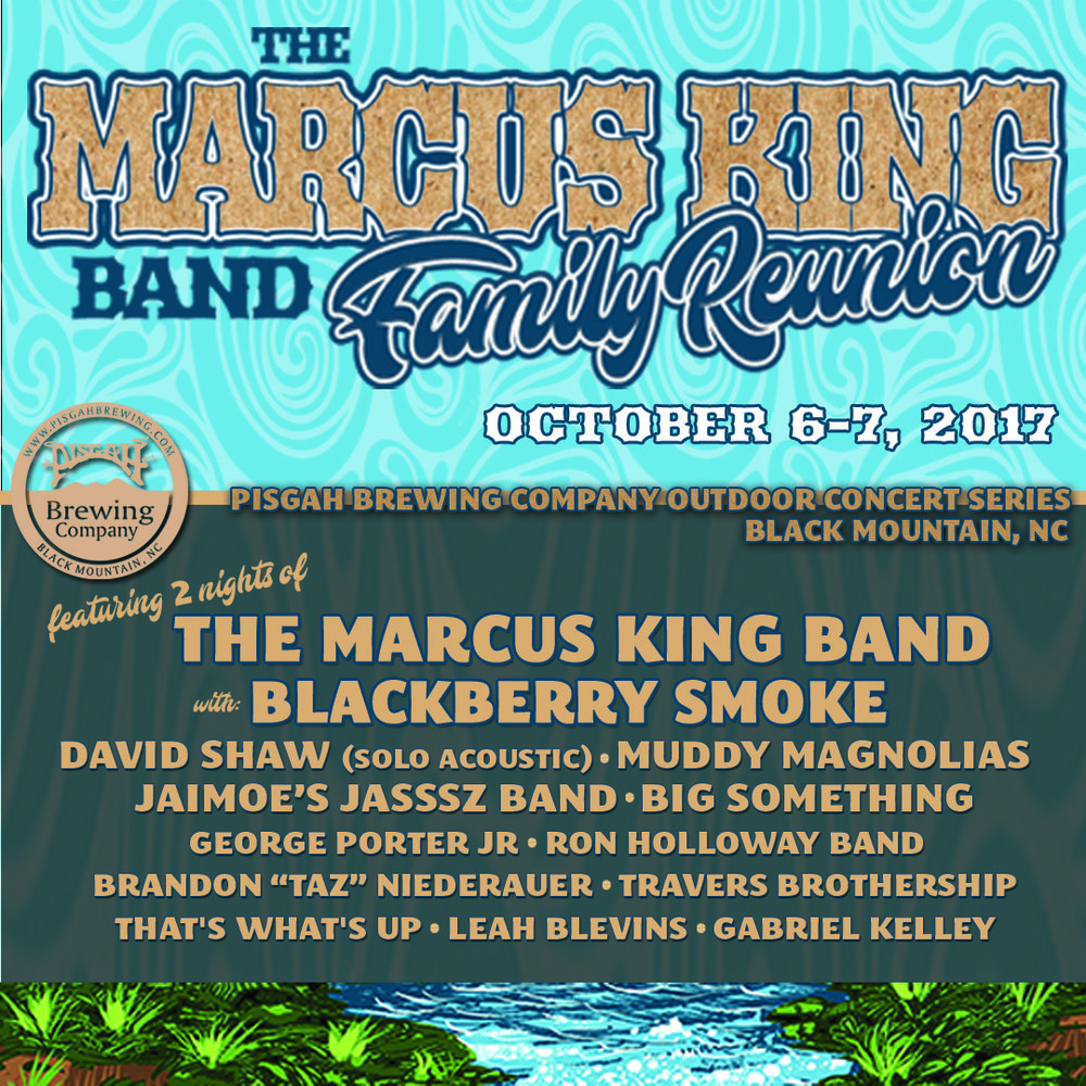 The Marcus King Band Family Reunion Announce