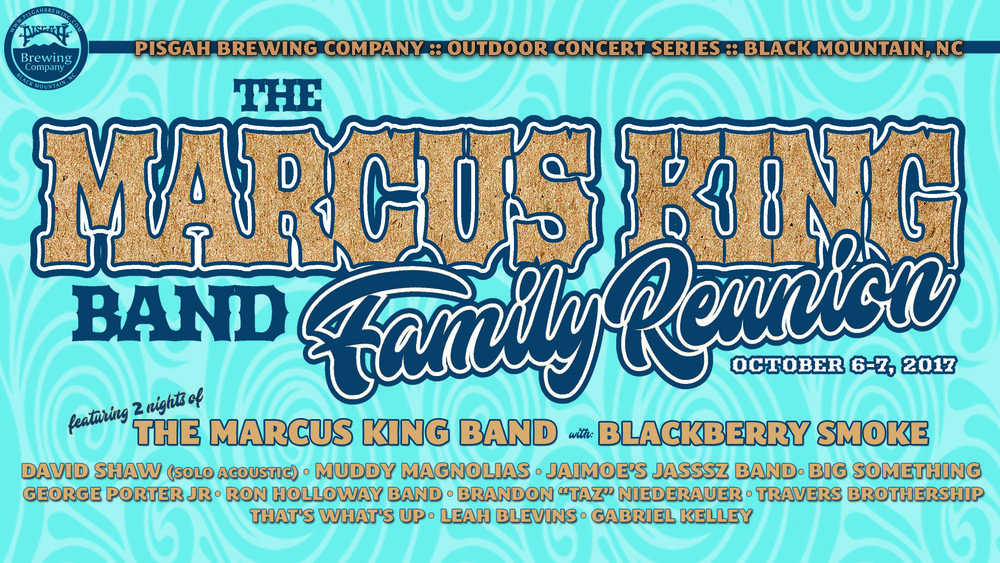 The Marcus King Band Family Reunion