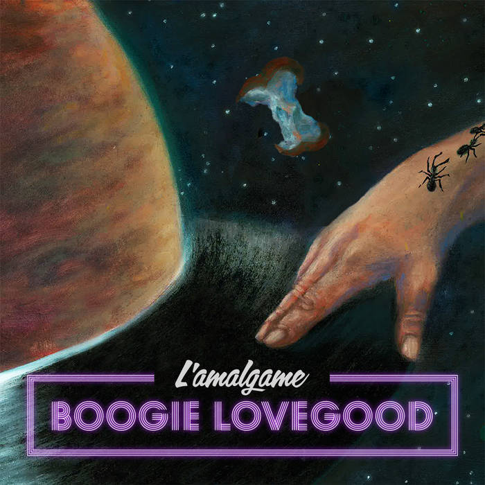 Boogie Lovegood - EP 4 tracks sortie en décembre 2014