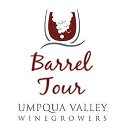 Umpqua Valley Winegrowers Barrel Tour (May)