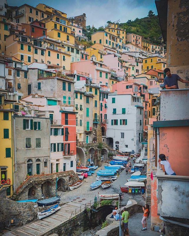 #Riomaggiore in #CinqueTerre. Have I mentioned...you should go?...like NOW?!?!