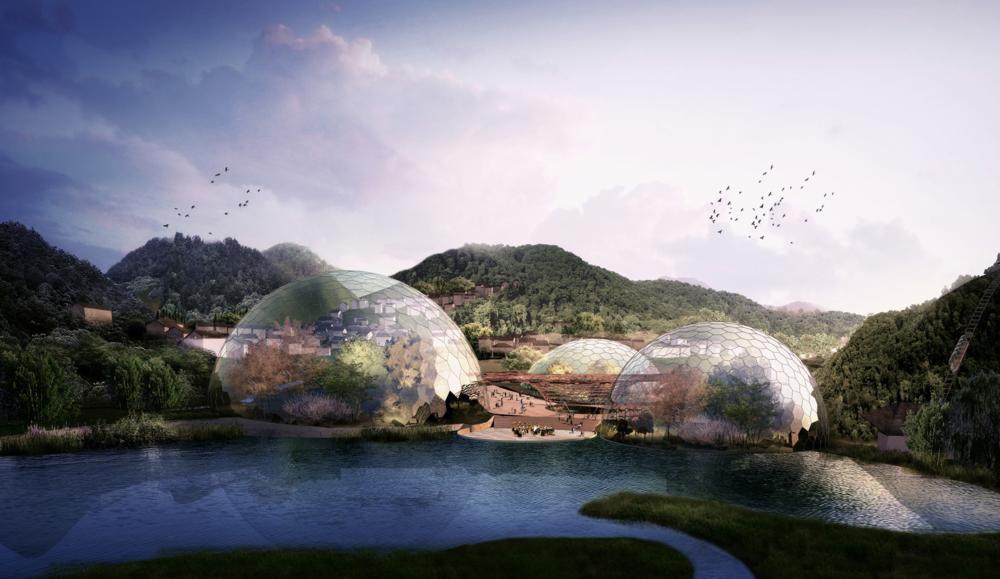 Huangguoshu Waterfall Theme Park