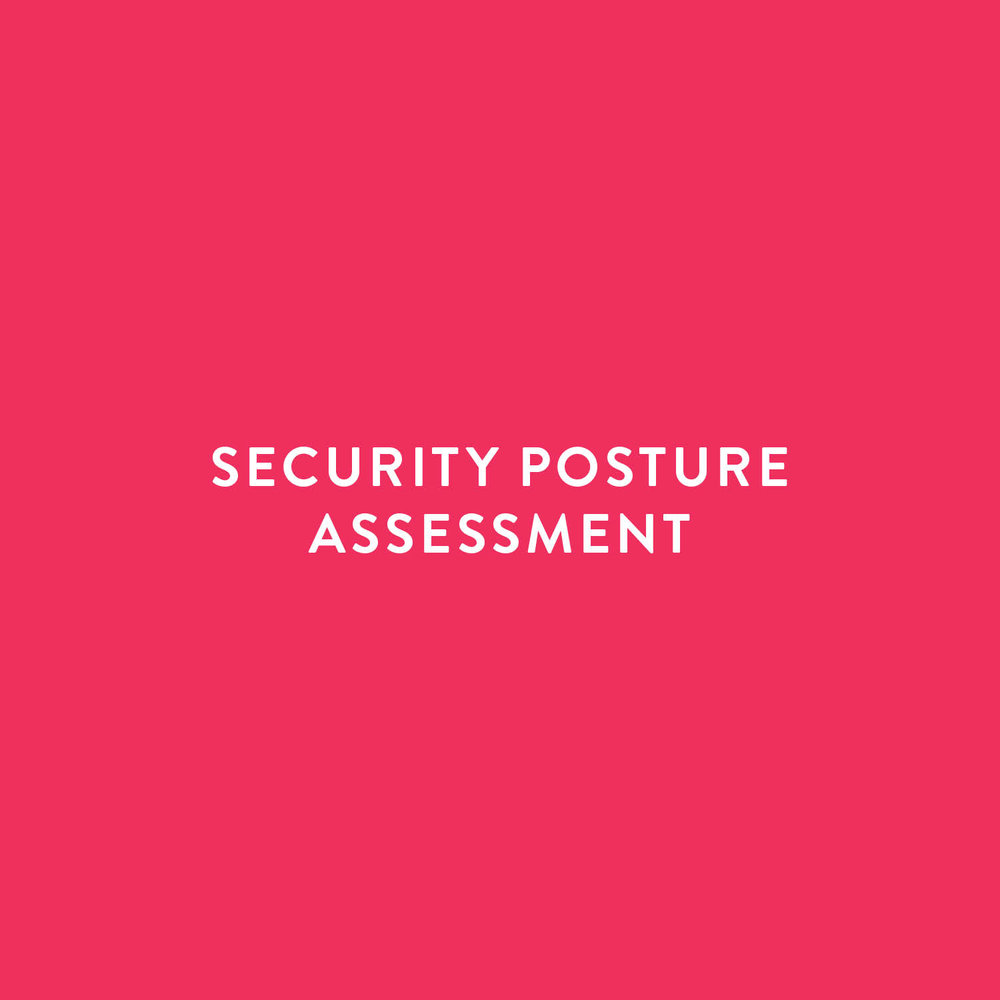 Security posture assessment situational awareness gap assessment