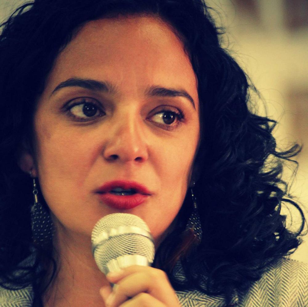 Marisa Franco. Director Mijente