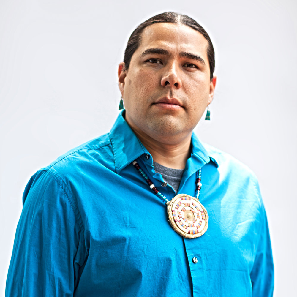 Dallas Goldtooth, Campaign Organiser Indigenous Environmental Network