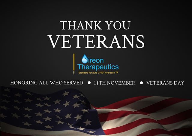 "Today, we stop to say ""Thank You,"" to the many veterans who have shown true bravery, courage and resolve to ensure every American Citizen can live a happy, free life of prosperity.  We thank ALL veterans who have served, we thank the many veterans who we work with everyday, we thank the many veterans who we count as customers and we thank our very own Chairman, Dr. John Holaday.  We thank you for your service and we say #NeverForget"