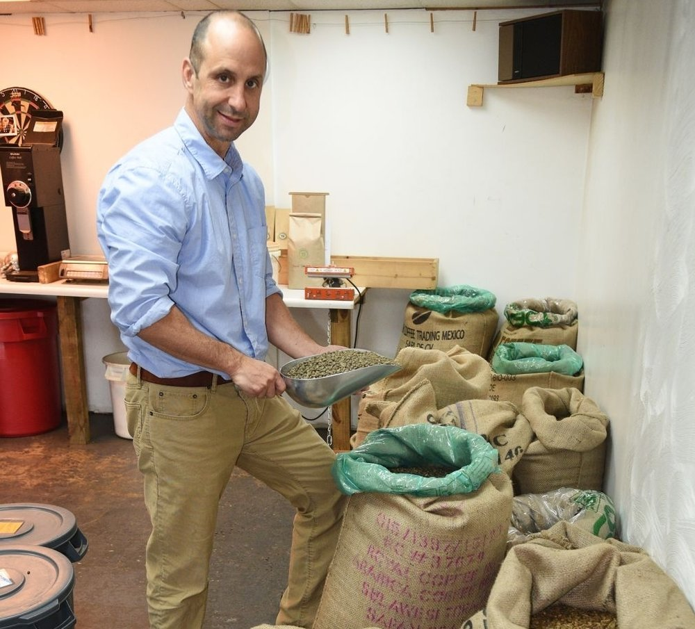 David DiOrrio - is the owner of 19 Coffee in Washington, Pennsylvania and has been the exclusive coffeeroasting partner of FIRSTHAND Cooperative for the past six years. David brings extensive experience inthe specialty coffee industry and strategic vision to develop cutting edge coffee products.