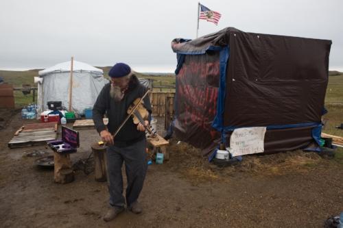(Photo by Sophia Guida, Standing Rock, September 2016)
