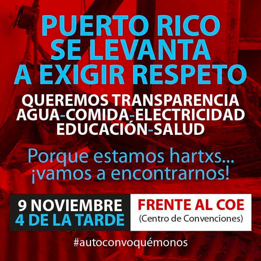 puerto rico protesta -