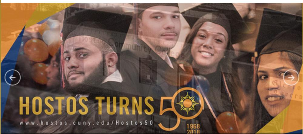 Hostos turns 50 - Hostos50.com
