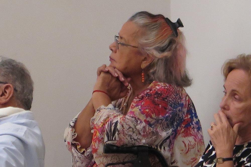 Bebe López. Fundación Luis Muñoz Marín. 30 de enero de 2019.