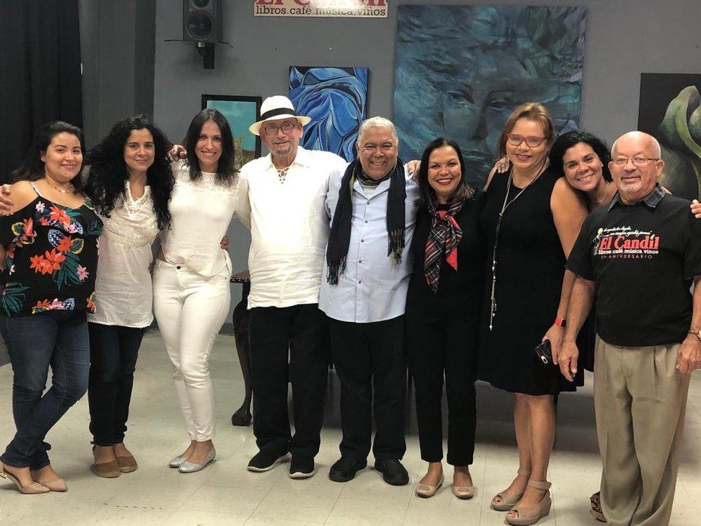 El Candíl. Ponce, Puerto Rico. 28 de enero 2019.