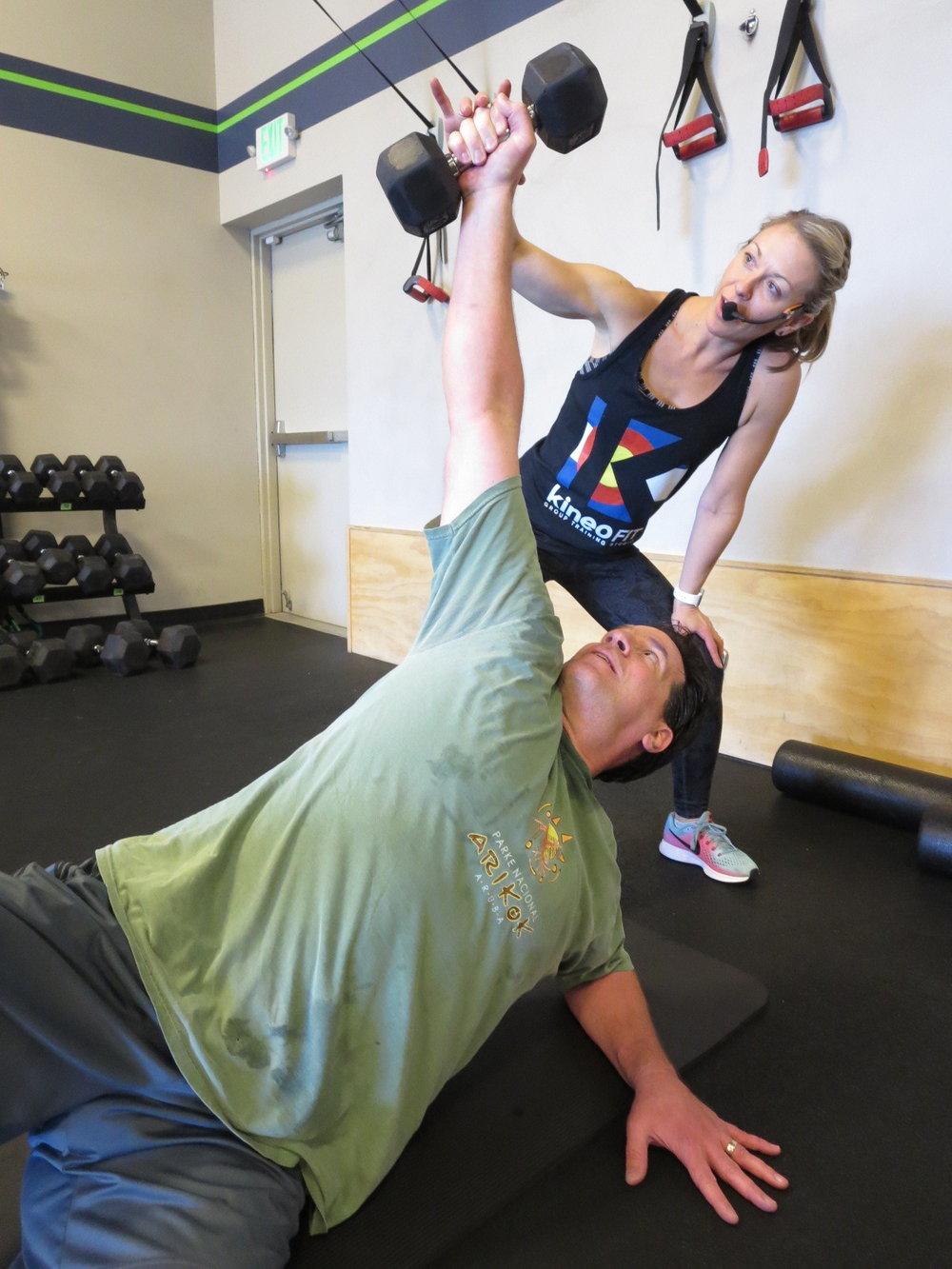 Personal Training - Our trainers are available to personal train during hours outside of class times. Personal training can be beneficial to those seeking very specific help and can be a less intimidating way to get your fitness program started at Kineo Fit.Individual sessions ($75.00)10 - pack ($700.00)