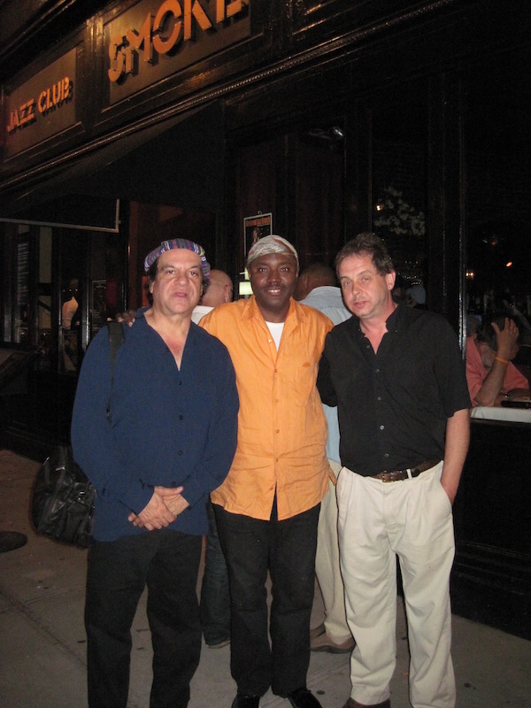 L to R; Tony Purrone, Lenny White, Al Richardson