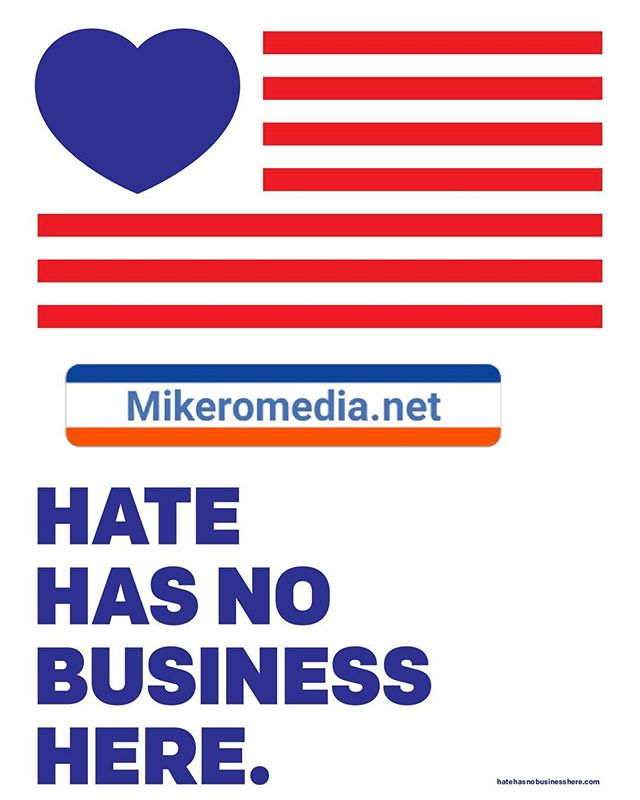 All are welcome here at MikeroMedia
